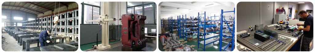 Plastic Making Injection Molding Machine
