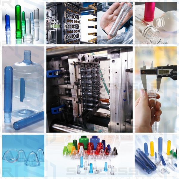 PET preform can be injection molding_副本