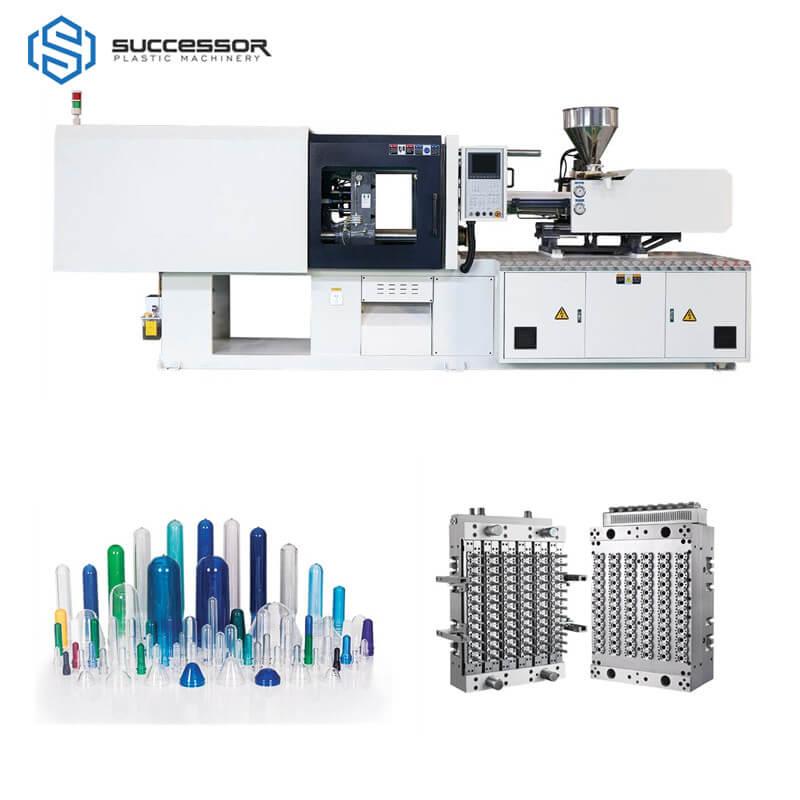 PET preform injection molding machine5