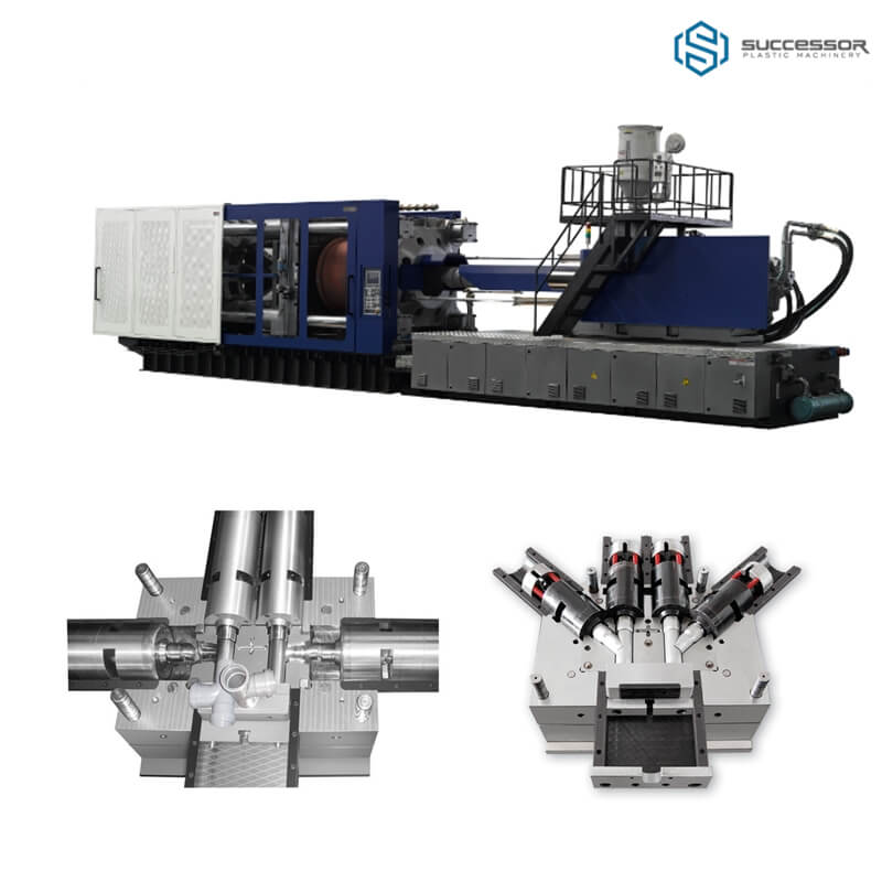 PVC injection molding machine2