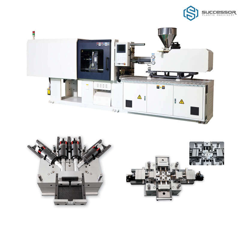 PVC injection molding machine3