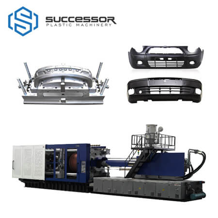 car bumper injection Molding Machine