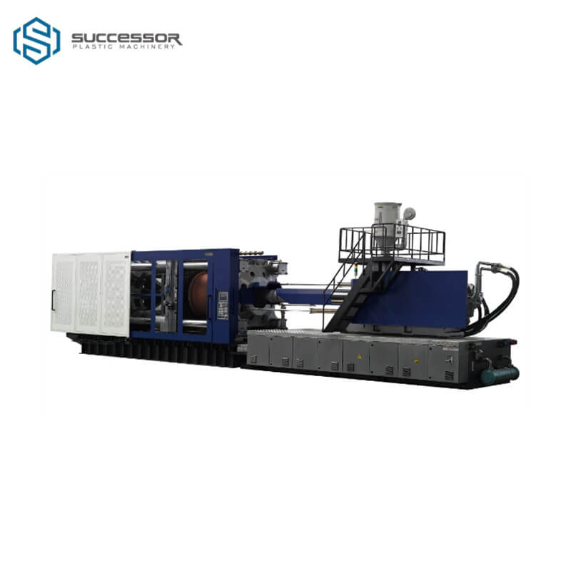 servo energy-saving injection molding machine1