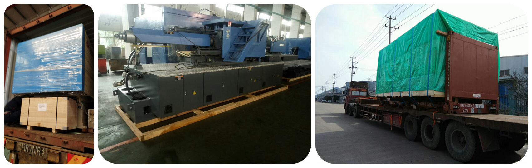 Plastic Pallet Making Injection Molding Machine