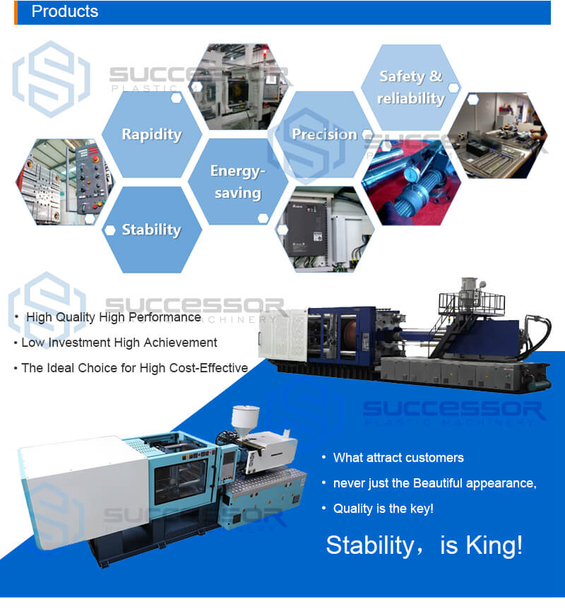 Plastic Expansion Screw/ Anchor Injection Molding Machine