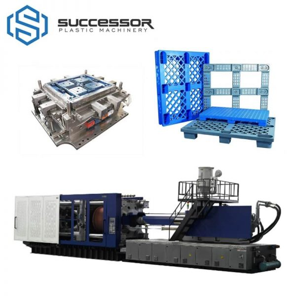 Plastic Tray Plastic Pallets Making injection Molding machine