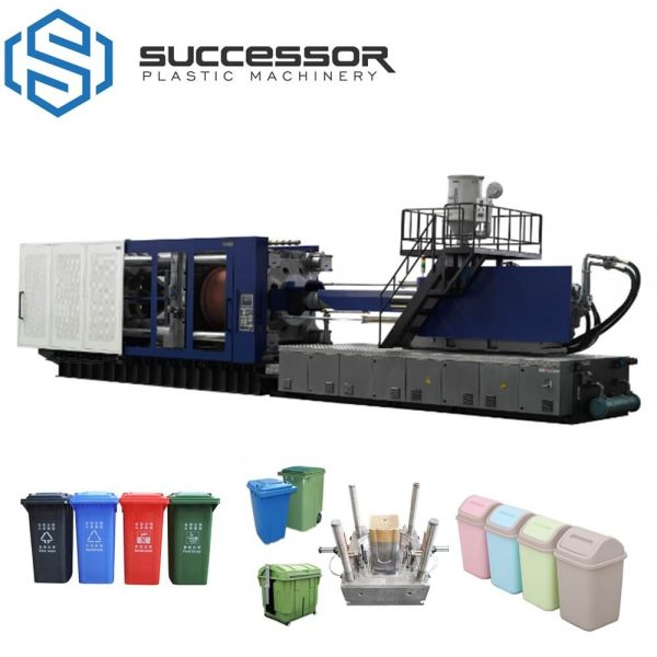 Dustbin trash bin Injection Molding Machine