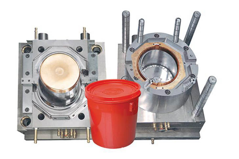 Platic Bucket Making Injection Molding Machine