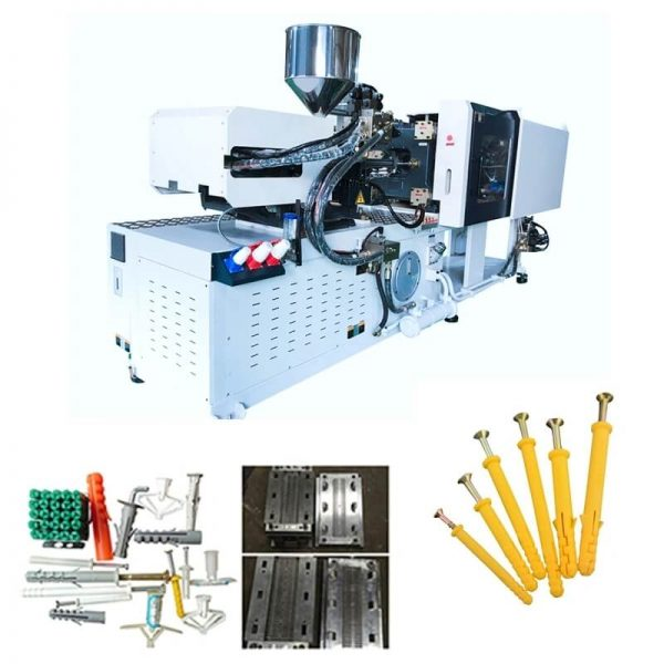 Plastic-Expansion-Screw-Injection-Molding-Machine