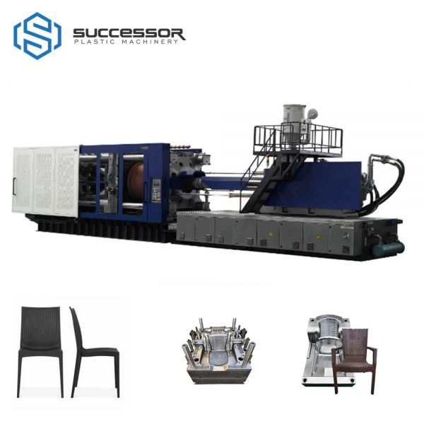 Plastic Ratten Chair injection Molding machine