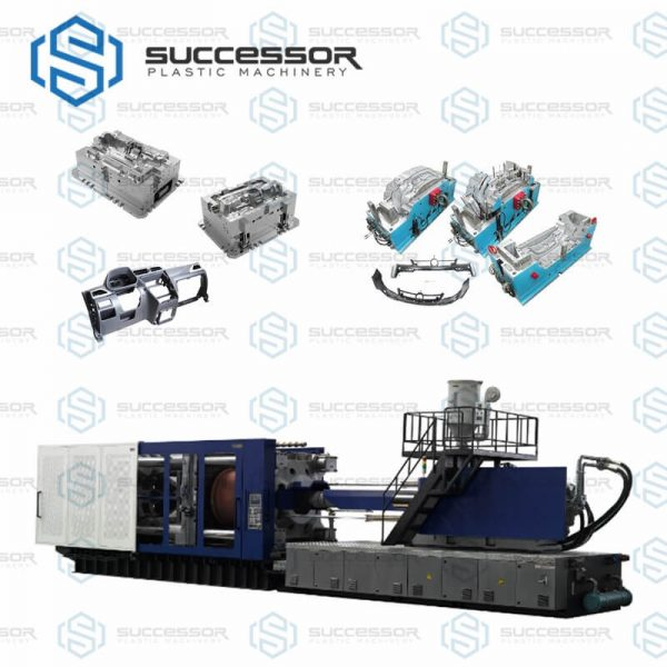 Automoive car parts injection Molding Machine (2)