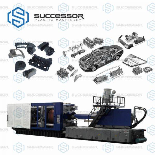 Automoive car parts injection Molding Machine