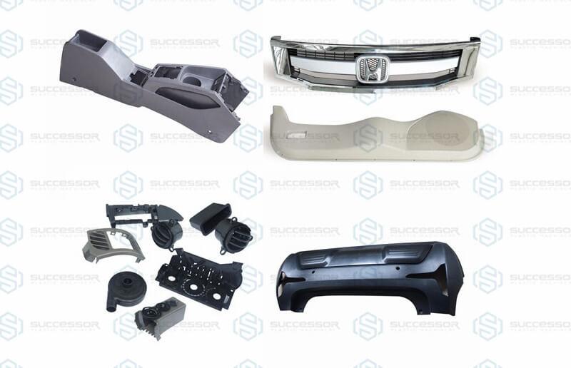 Plastic Automotive Car Parts Injection Molding Machine