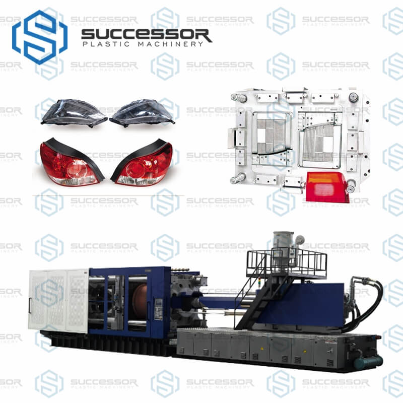 Car Light,lamp Making injection molding machine