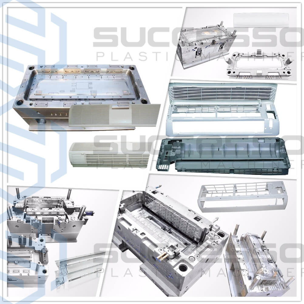 Plastic Fridge Refrigerator Parts Injection Molding Machine