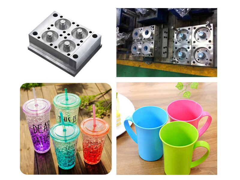 Plastic Cup Making Injection Molding Machine