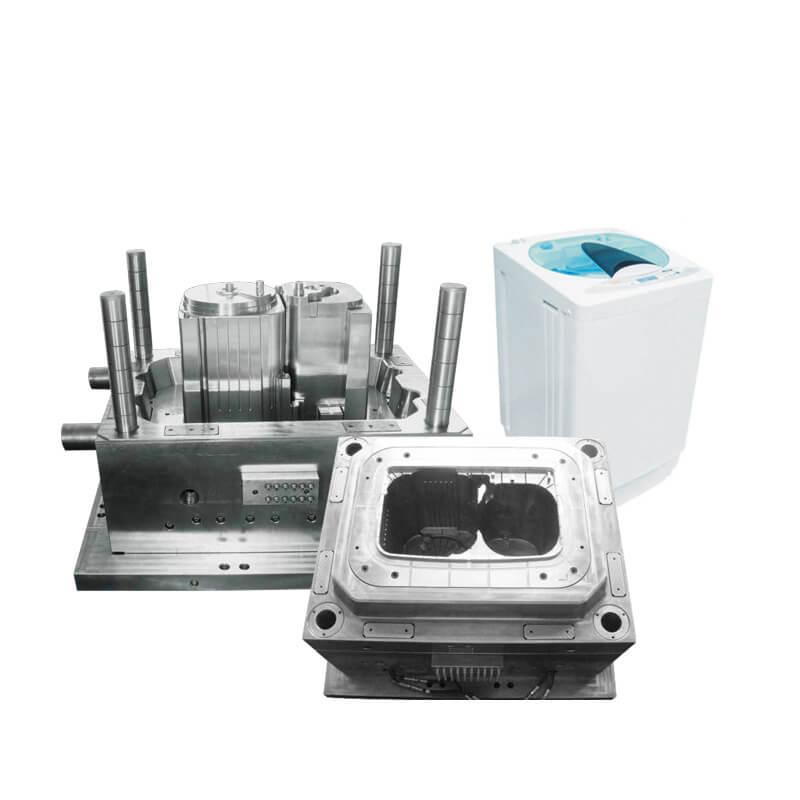 Plastic Wash Machine Parts Injection Molding Machine