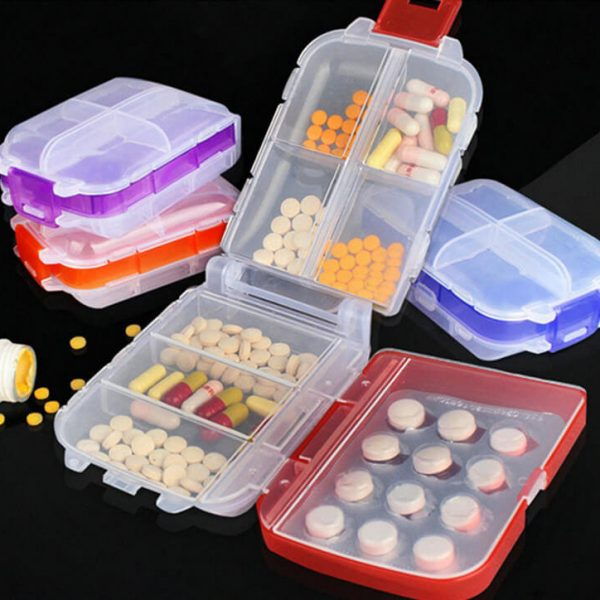 pill medicine boxes